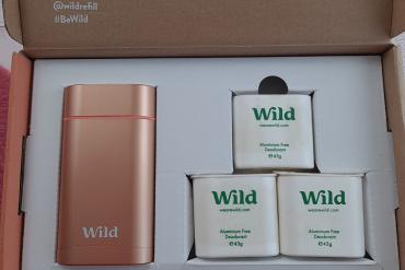 Wild deodorant discount code